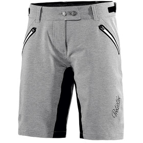 Protective Dakar Baggy Shorts Women grey melange